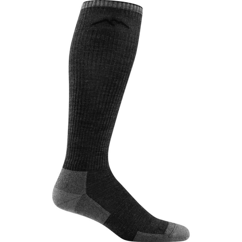 Image for Darn Tough Westerner Over-the-Calf Socks - Charcoal from bootbay