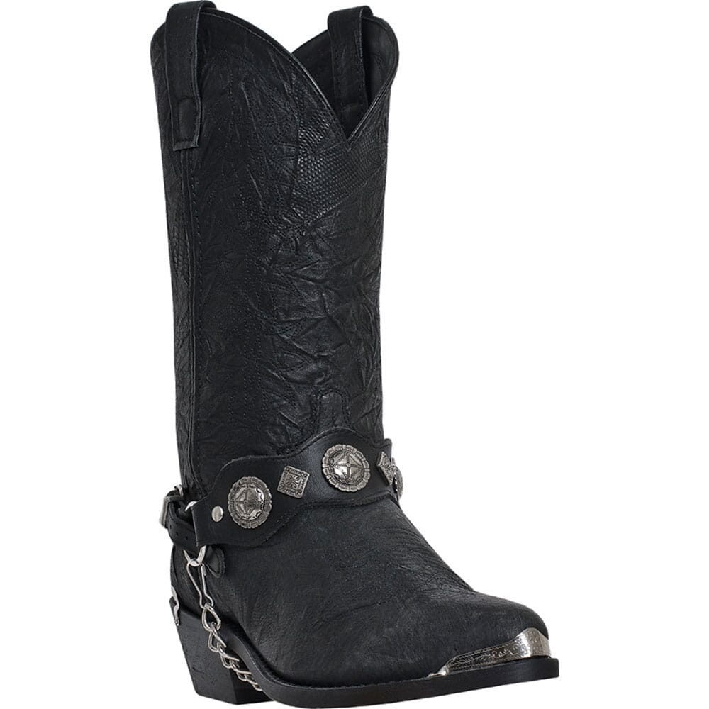 Image for Dingo Men's Suiter Western Boots - Black from bootbay