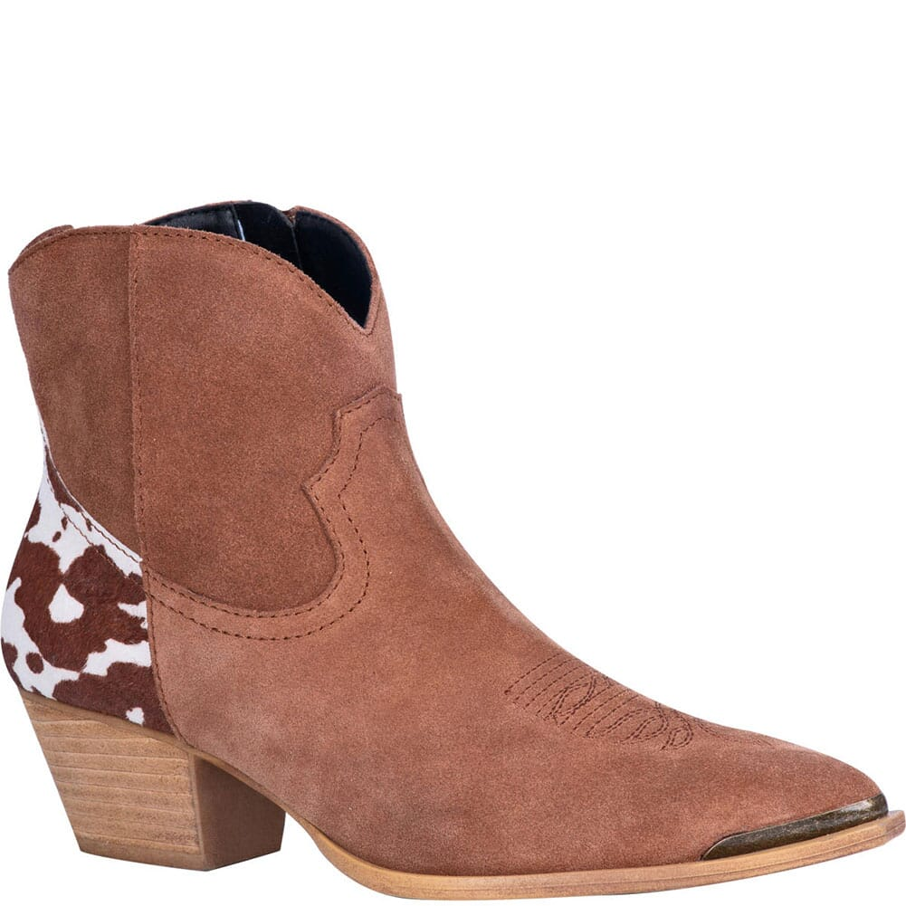 Image for Dingo Women's Buck The Rules Western Boots - Tan from elliottsboots