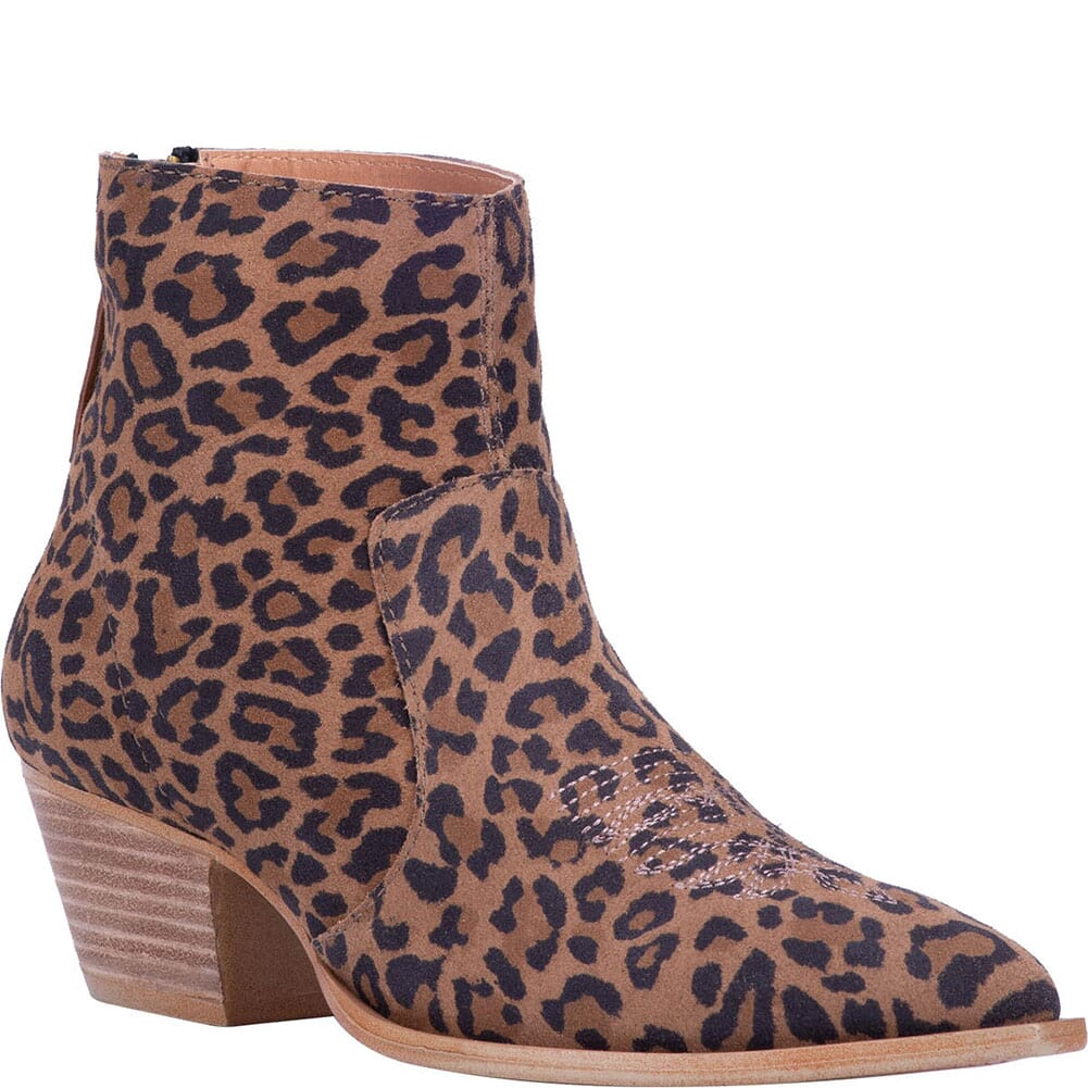 Image for Dingo Women's Klanton Western Boots - Leopard from bootbay