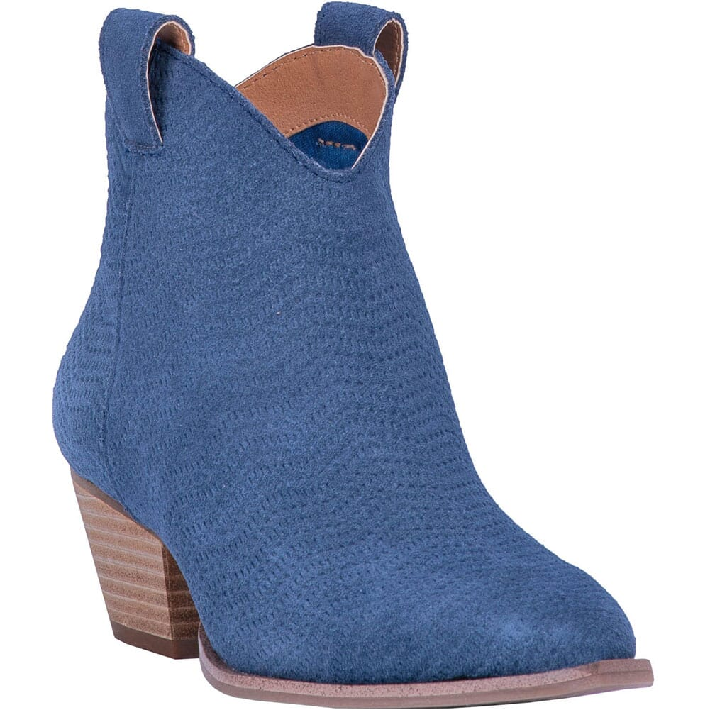Image for Dingo Women's Kuster Casual Boots - Blue from bootbay