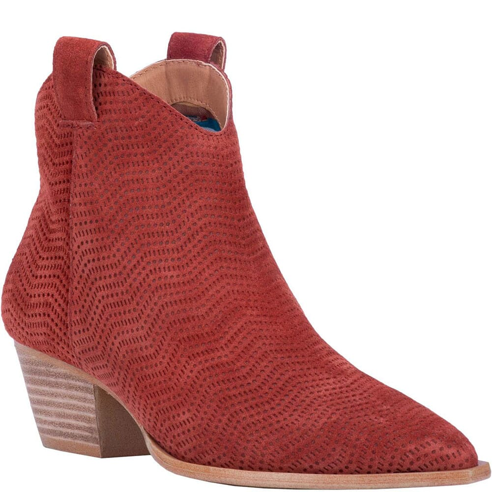 Image for Dingo Women's Kuster Casual Boots - Rust from bootbay