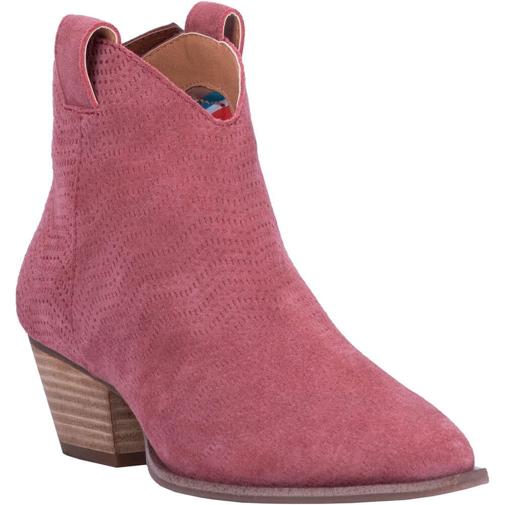 Image for Dingo Women's Kuster Casual Boots - Blush from bootbay