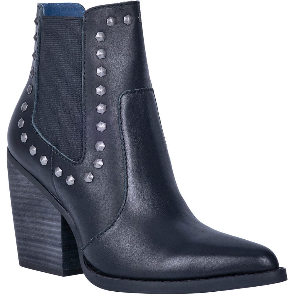 Image for Dingo Women's Stay Sassy Casual Boots - Black from bootbay