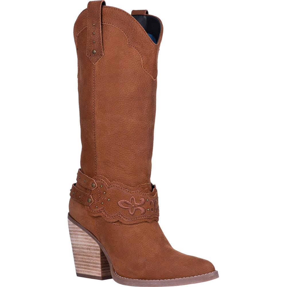 Image for Dingo 1969 Women's Calamity Casual Boots - Whiskey from bootbay