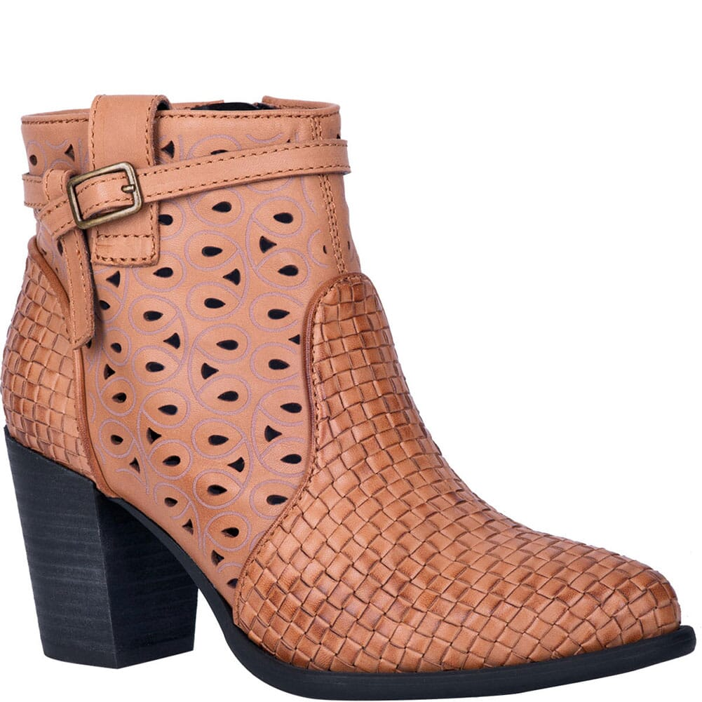 Image for Dingo Women's Be Famous Casual Boots - Tan from bootbay