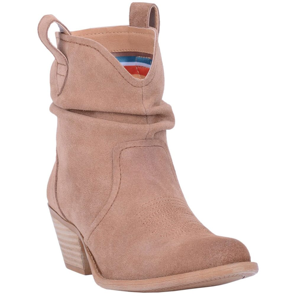Image for Dingo Women's Jackpot Casual Boots - Dark Tan from bootbay