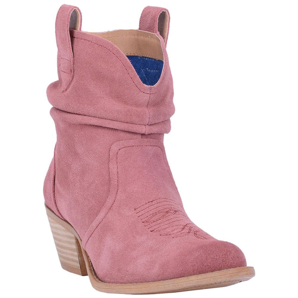 Image for Dingo Women's Jackpot Casual Boots - Blush from bootbay