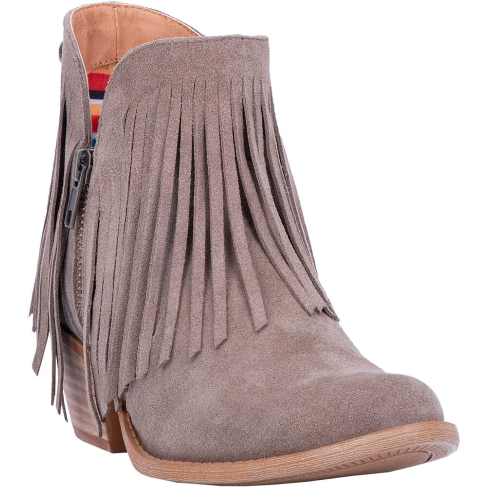 Image for Dingo Women's Jerico Casual Boots - Taupe from bootbay