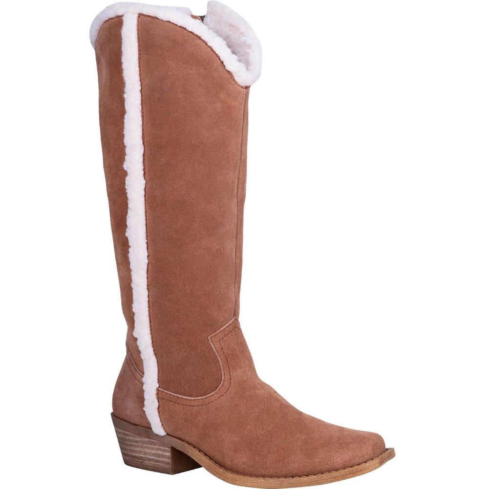Image for Dingo Women's Jango Casual Boots - Tan from bootbay