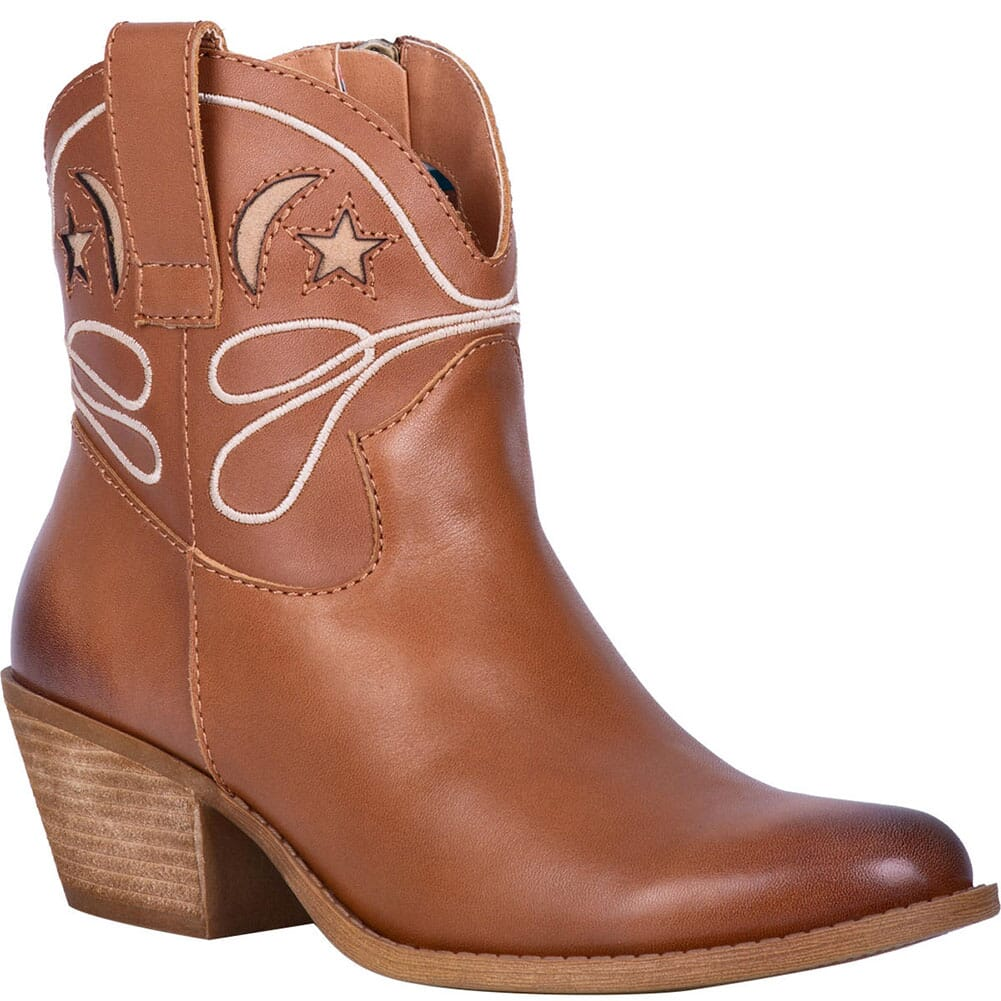 Image for Dingo Women's Urban Cowgirl Western Boots - Whiskey from bootbay