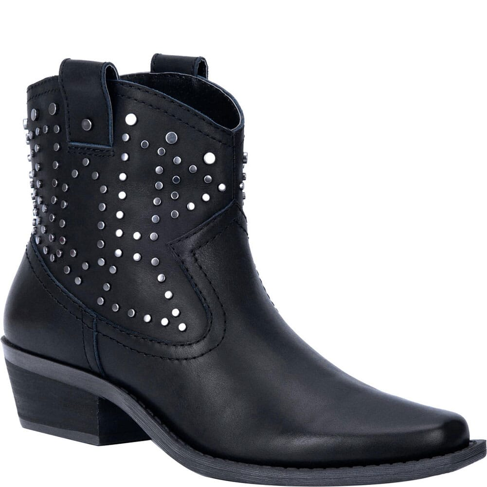 Image for Dingo Women's Dusty Casual Boots - Black from bootbay
