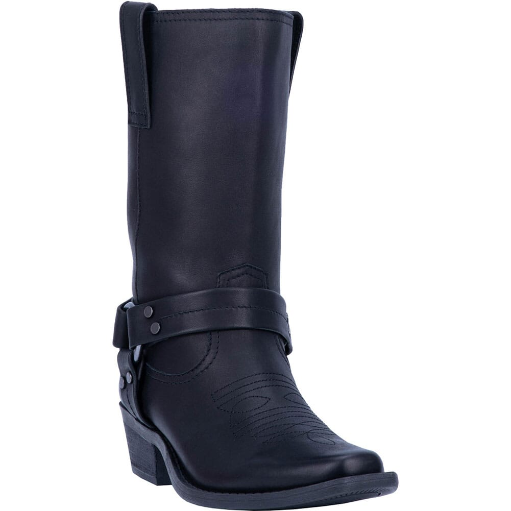 Image for Dingo Women's Dingo Harness Western Boots - Black from bootbay