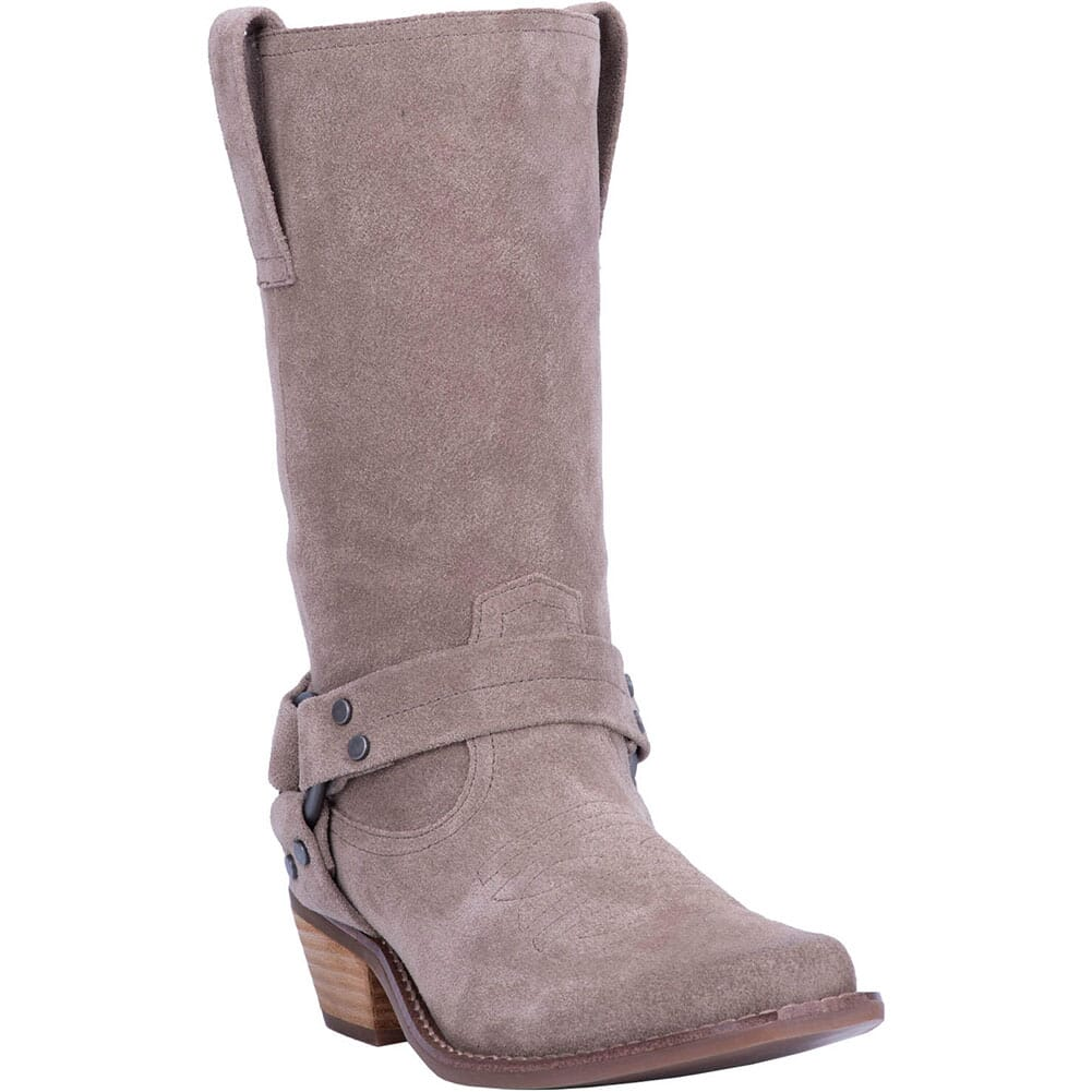 Image for Dingo Women's Dingo Harness Western Boots - Taupe from bootbay