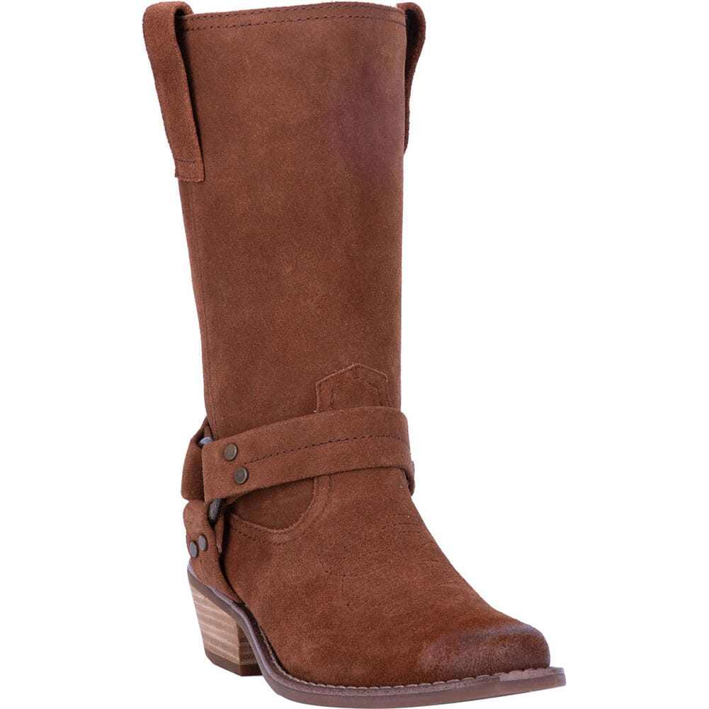 Image for Dingo Women's Dingo Harness Western Boots - Whiskey from elliottsboots