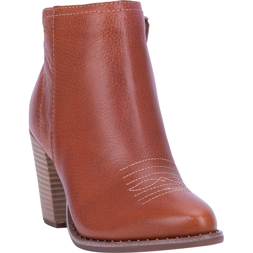 Image for Dingo Women's Call Back Western Boots - Cognac from elliottsboots