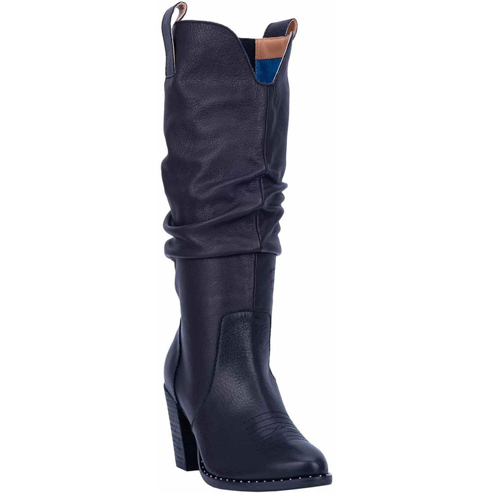 Image for DI163-BK Dingo Women's Cantina Casual Boots - Black from bootbay