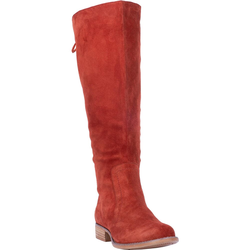 Image for Dingo Women's Alameda Casual Boots - Rust from bootbay