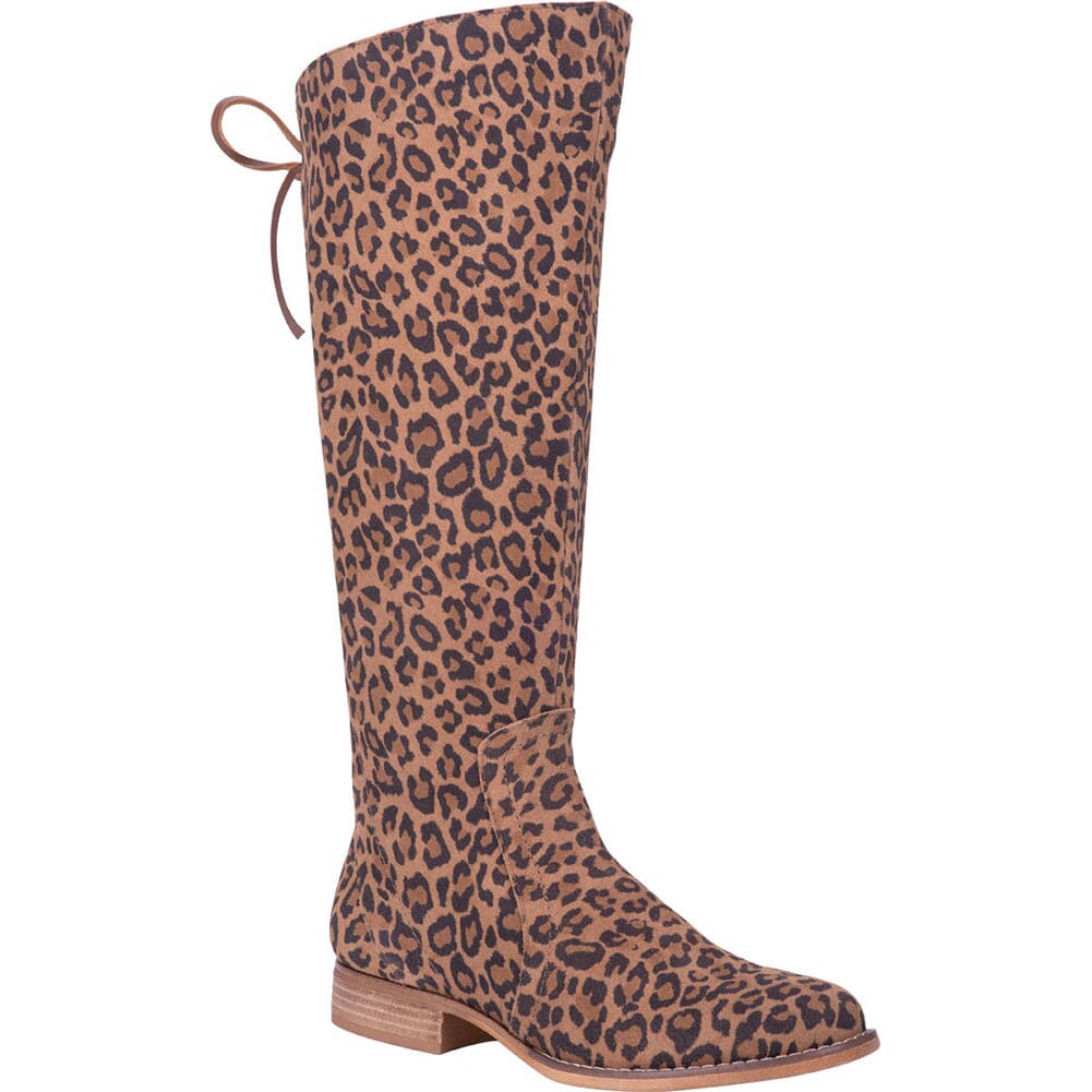Image for Dingo Women's Alameda Casual Boots - Leopard from bootbay