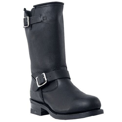Image for Dingo Men's Rob Harness Motorcycle Boots - Black from bootbay