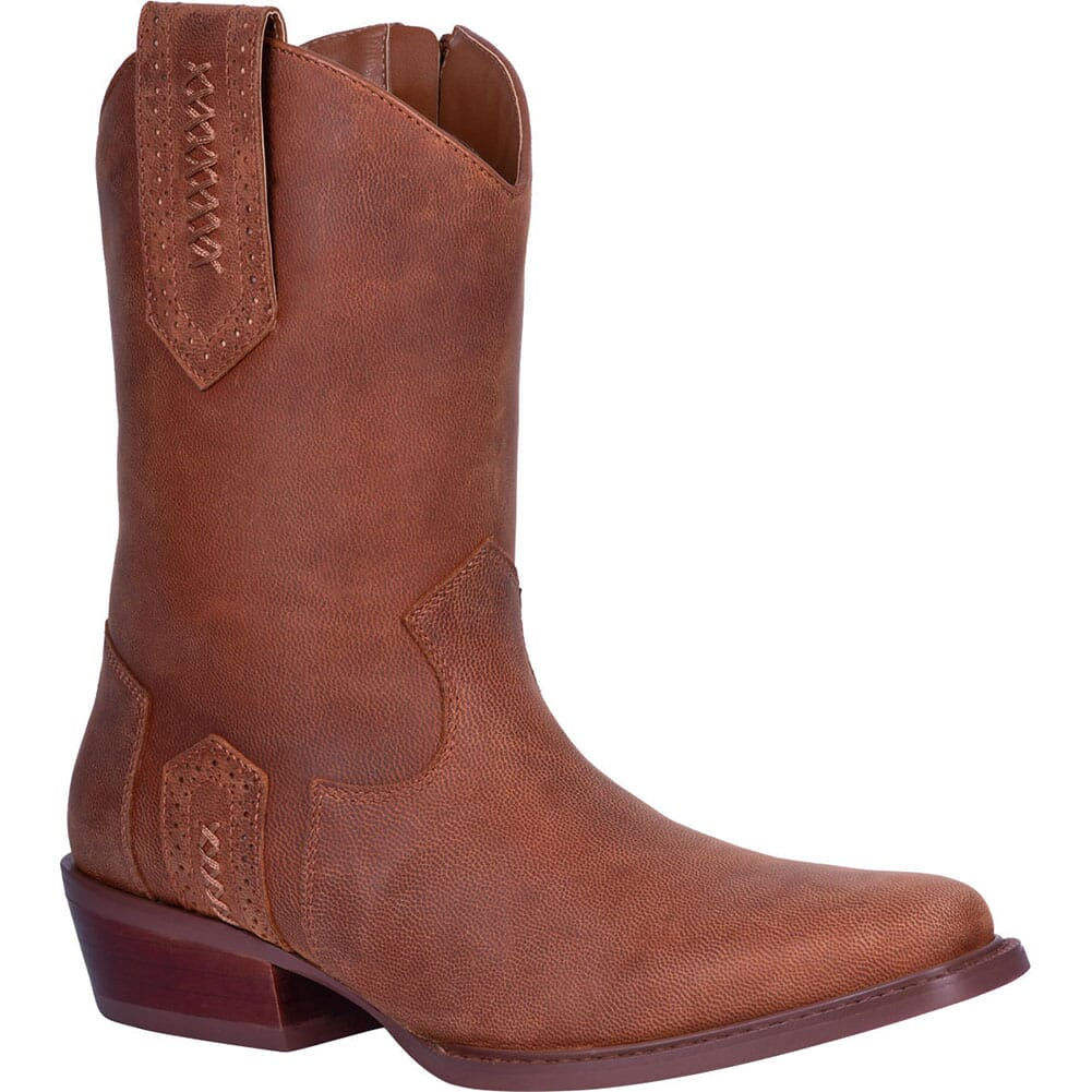 Image for Dingo Men's Cassidy Western Boots - Rust from bootbay