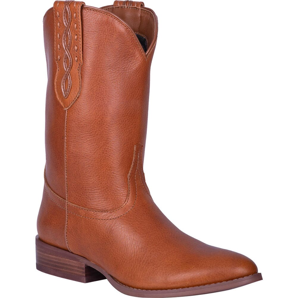 Image for Dingo Men's Poncho Western Boots - Camel from bootbay