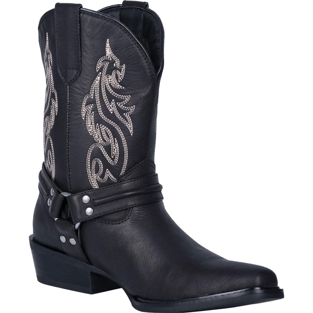 Image for Dingo Men's Dragon Motorcycle Boots - Black from bootbay