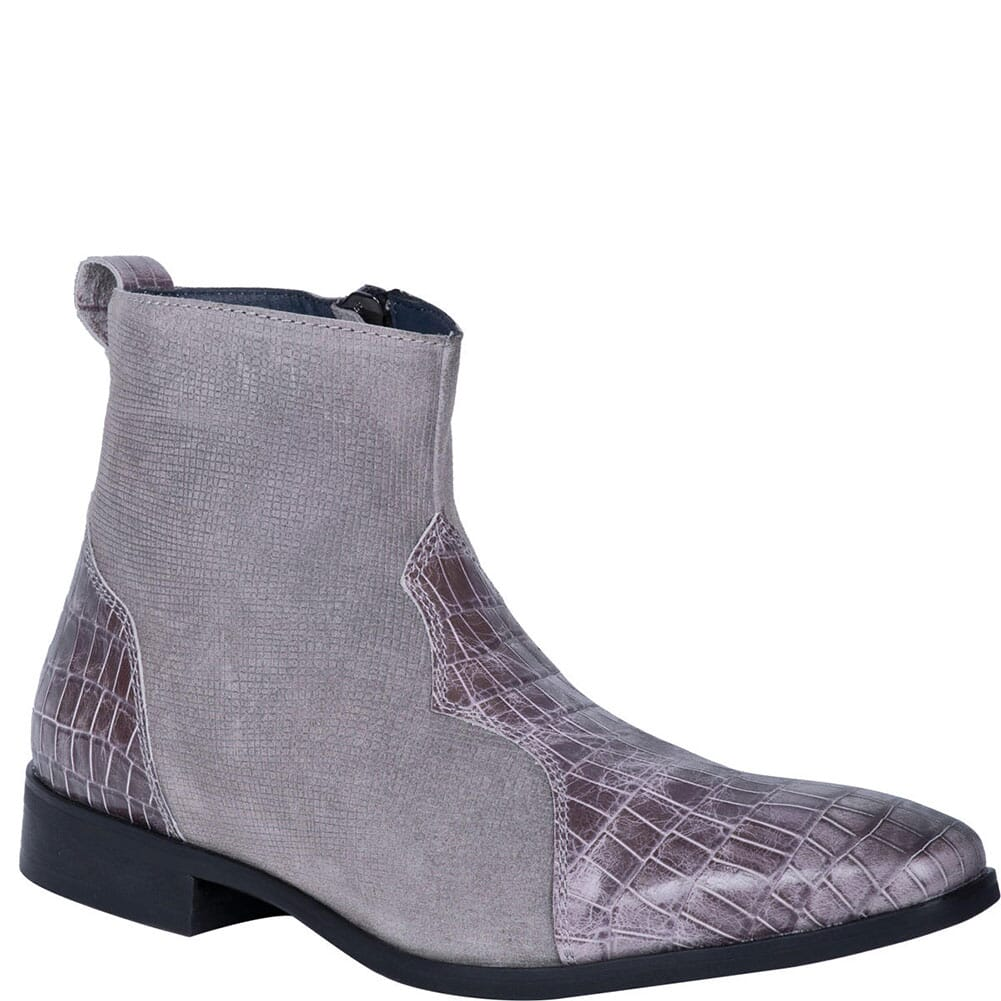 Image for Dingo Dingo Men's Dunn Casual Boots - Grey from bootbay