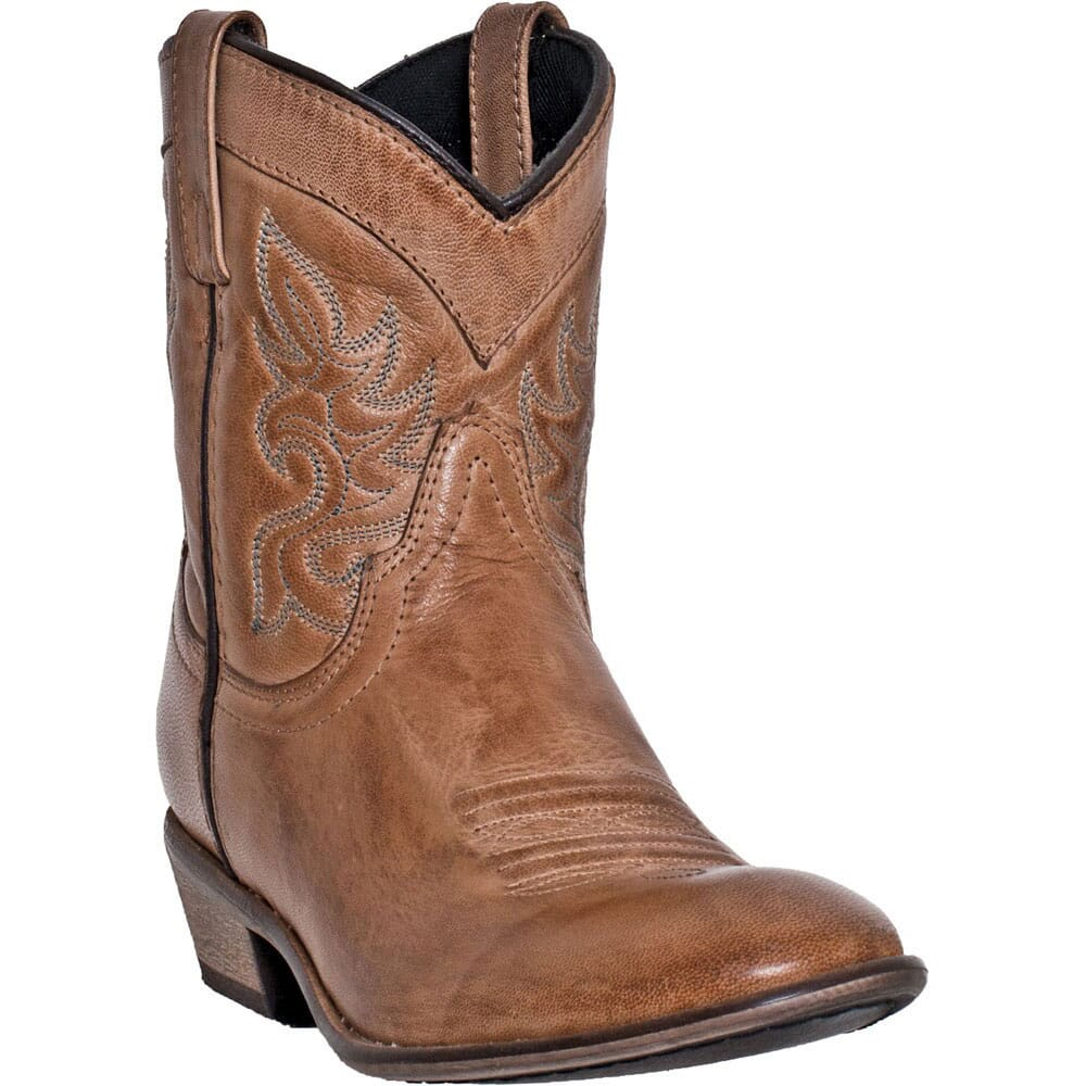 Image for Dingo Women's Willie Western Boots - Tan from bootbay