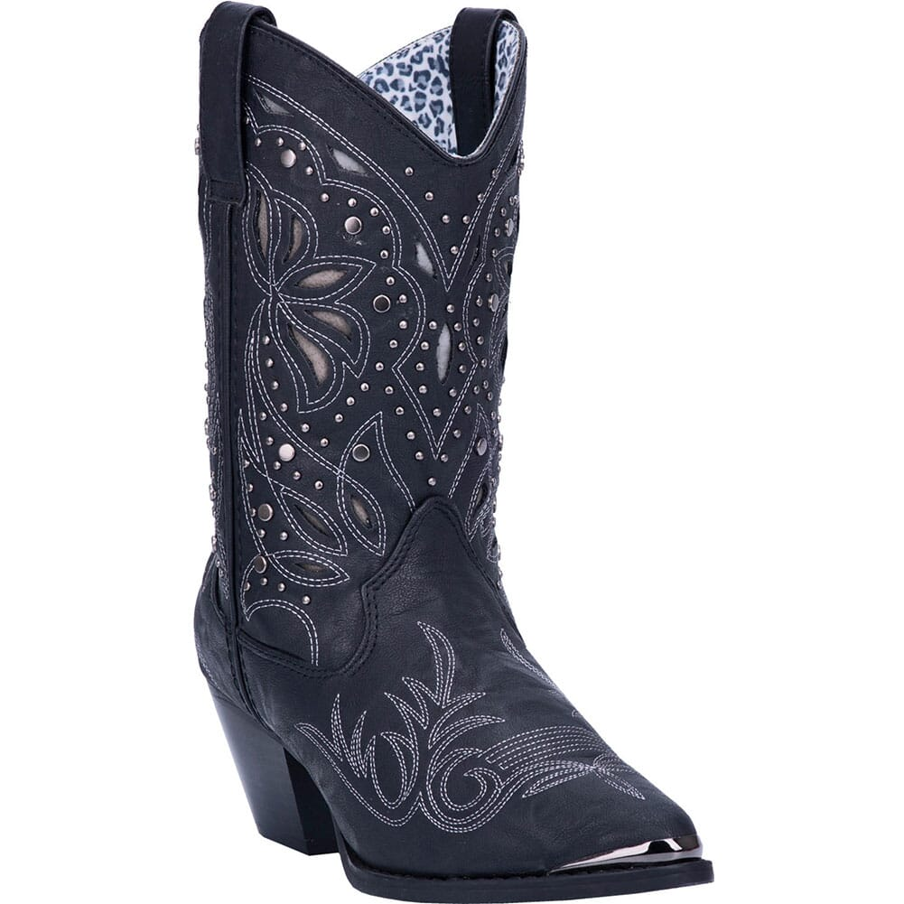 Image for Dingo Women's Annabelle Western Boots - Black from bootbay