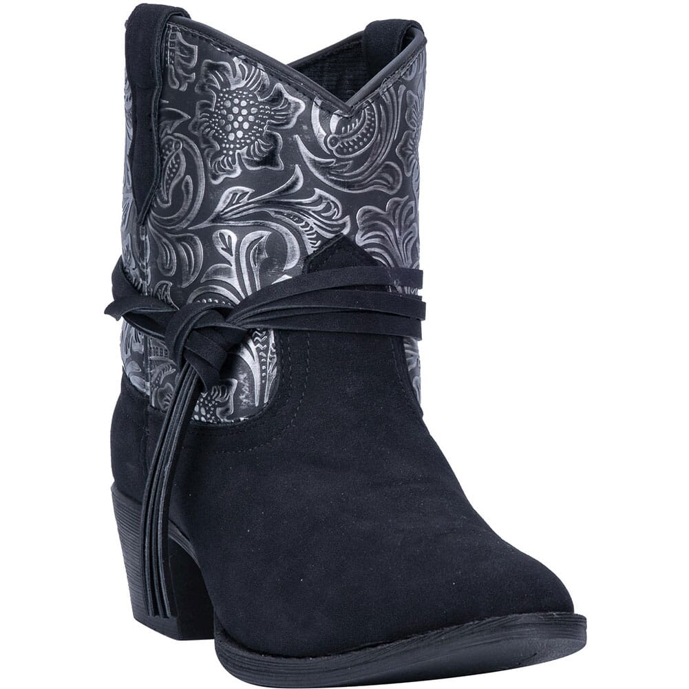 Image for Dingo Women's Valerie Western Boots - Black from elliottsboots