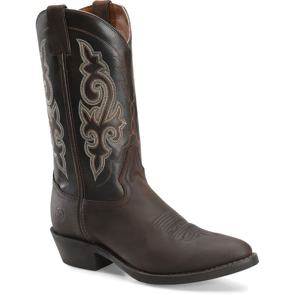 Image for Double H Men's 12IN Western Boots - Crazyhorse from bootbay