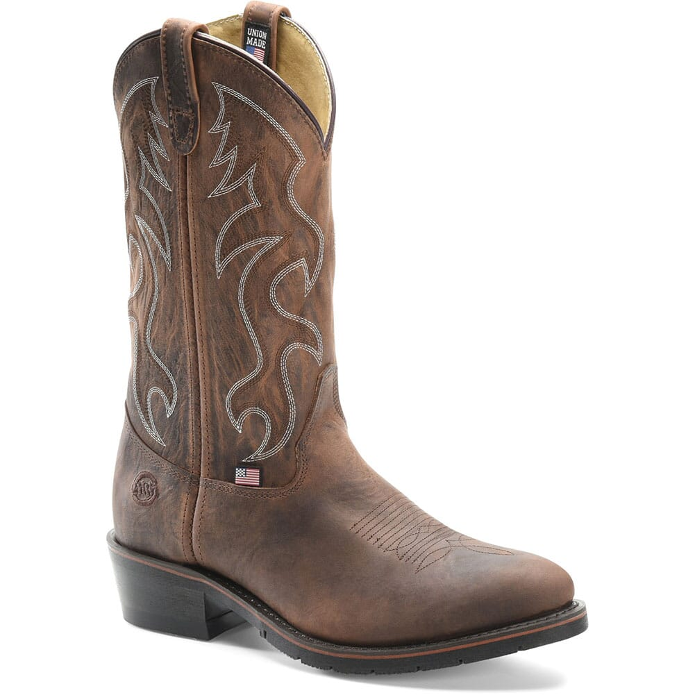 Image for Double H Men's Rangedocker Western Boots - Sahara from bootbay