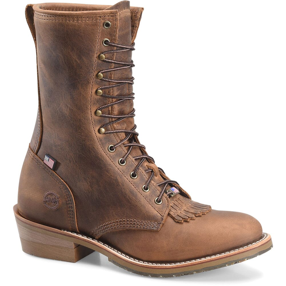 Image for Double H Men's Noell Western Boots - Brown from bootbay