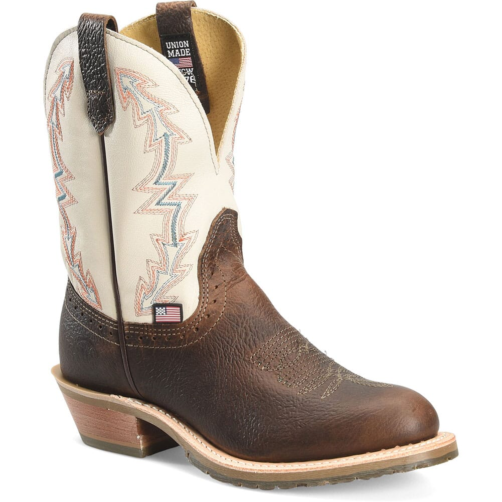 Image for Double H Women's Jasmine Western Boots - Sandy Brown from bootbay