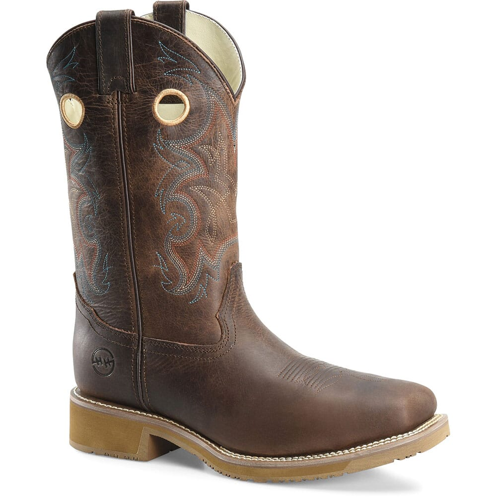 Image for Double H Men's Rubert Safety Ropers - Tan from bootbay