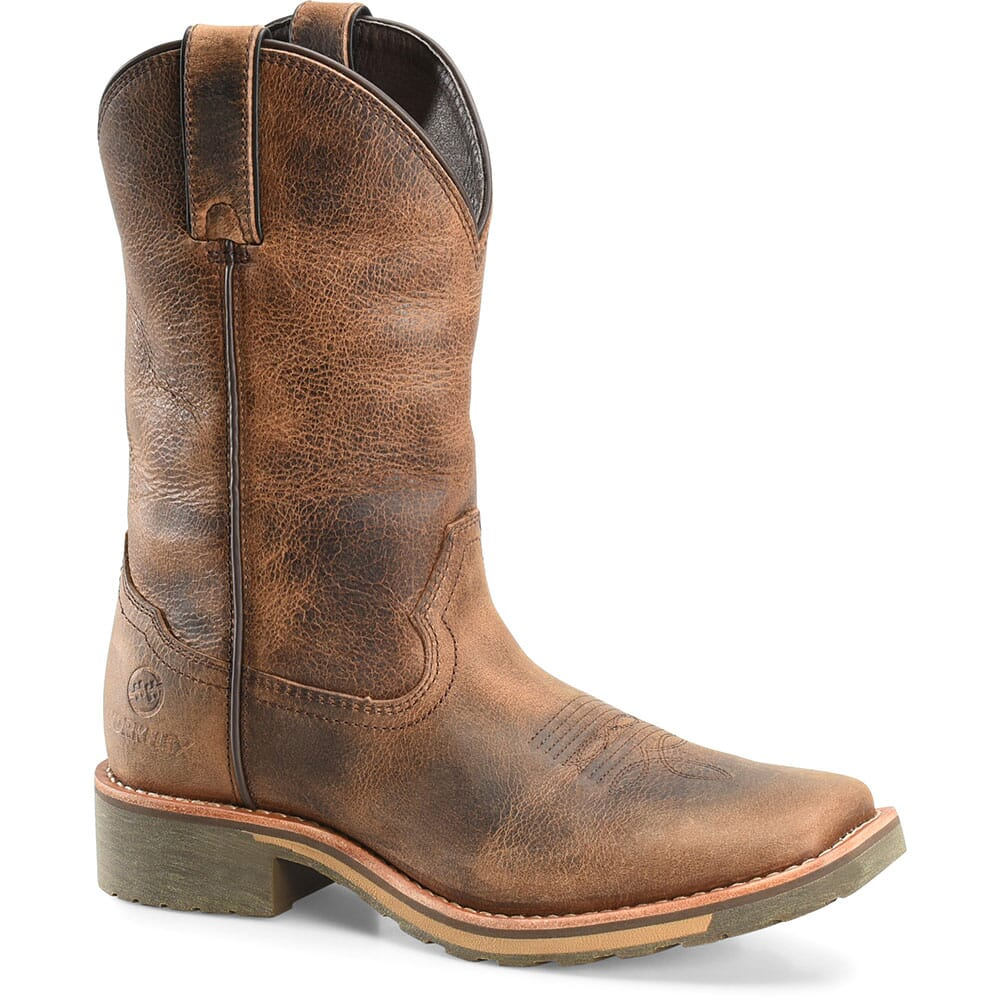 Image for Double H Men's Jadon Work Boots - Brown from bootbay