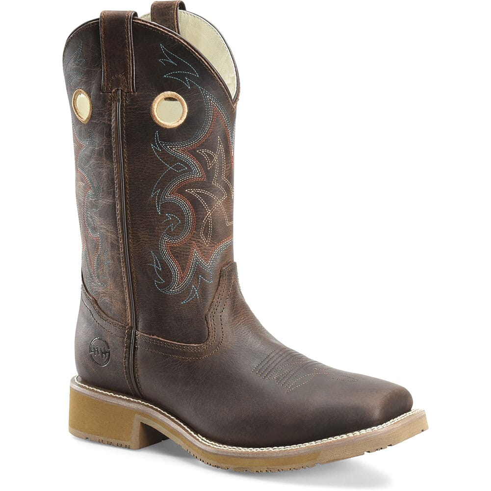 Image for Double H Men's Rubert Work Boots - Brown from bootbay