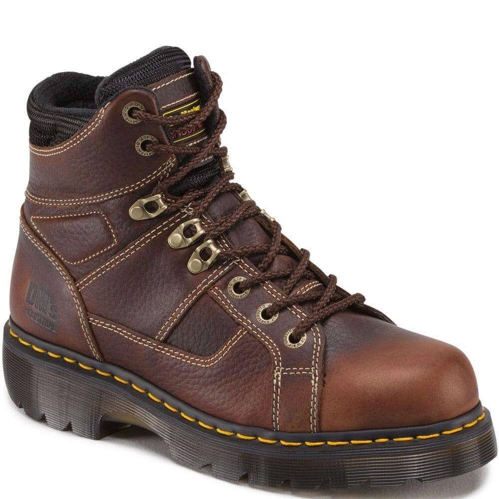 Image for Dr. Marten Unisex Ironbridge Work Boots - Teak from bootbay