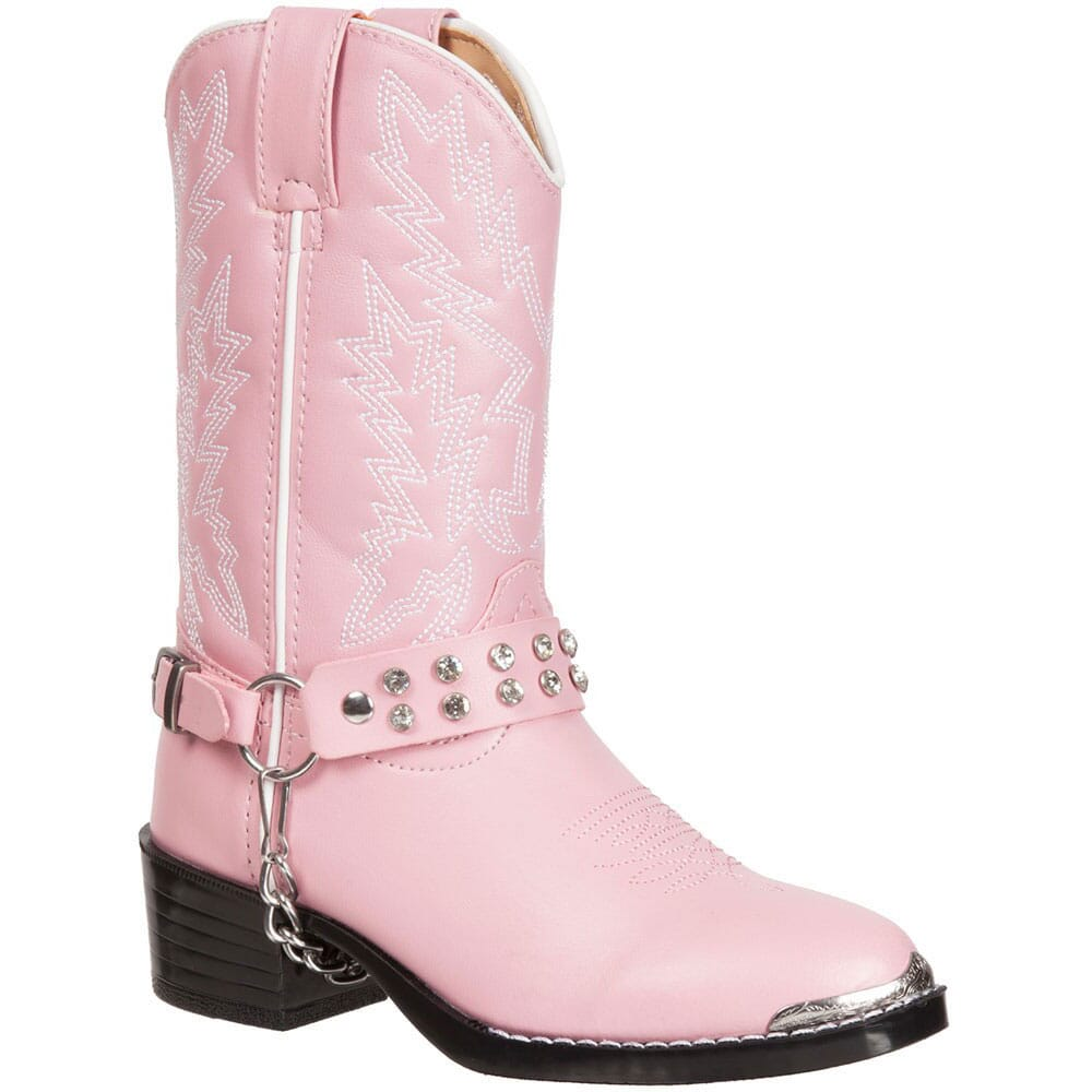 Image for Durango Girl's Rhinestone Western Boots - Pink Bling from bootbay