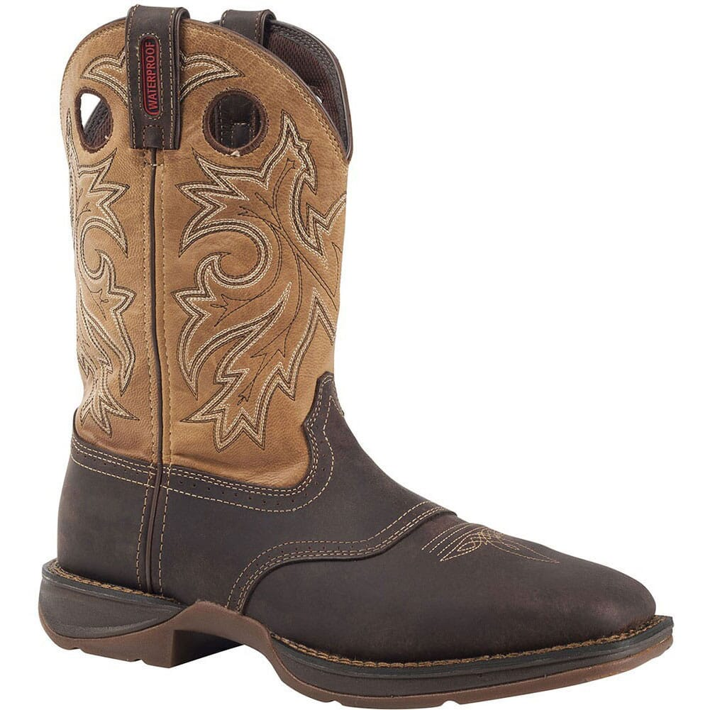 Image for Durango Men's Rebel WP Safety Boots - Brown from bootbay