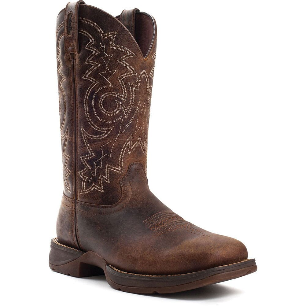 Image for Durango Men's Rebel Safety Boots - Brown from bootbay