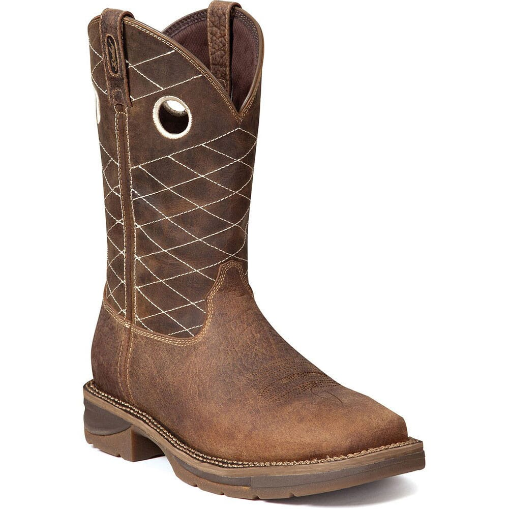Image for Durango Men's Workin' Rebel Safety Boots - Chocolate from bootbay