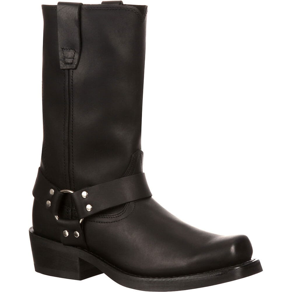 Image for Durango Men's Old West Motorcycle Boots - Black from bootbay