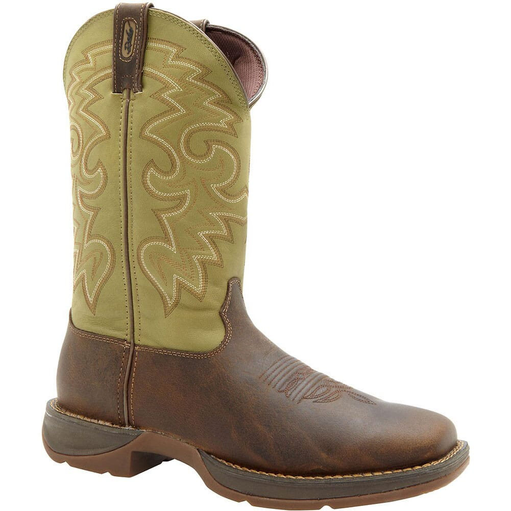 Image for Durango Men's Rebel Western Boots - Coffee from bootbay