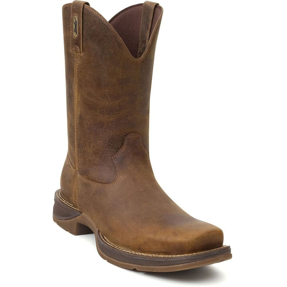 Image for Durango Men's Rebel Snoot Toe Western Boots - Brown from bootbay