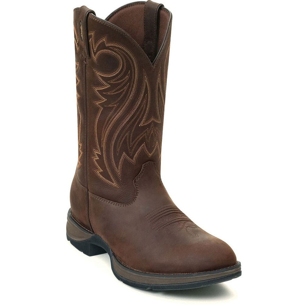 Image for Durango Men's Rebel Western Boots - Chocolate from bootbay