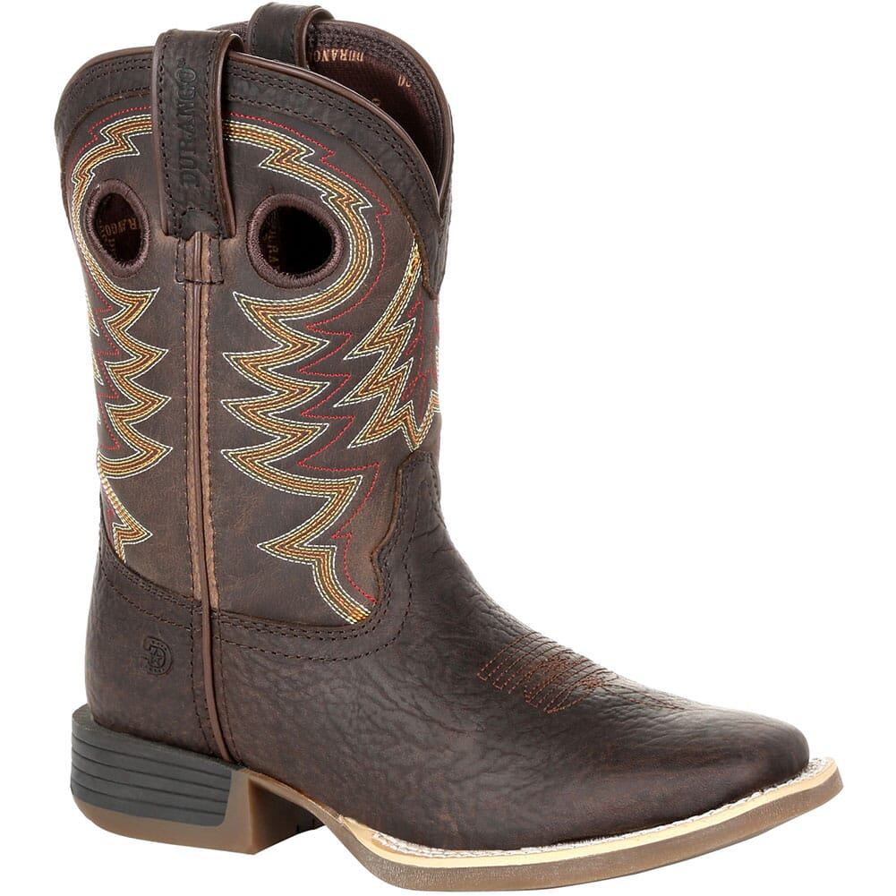 Image for Durango Lil' Rebel Pro Little Kid's Western Boots - Dark Bay from bootbay