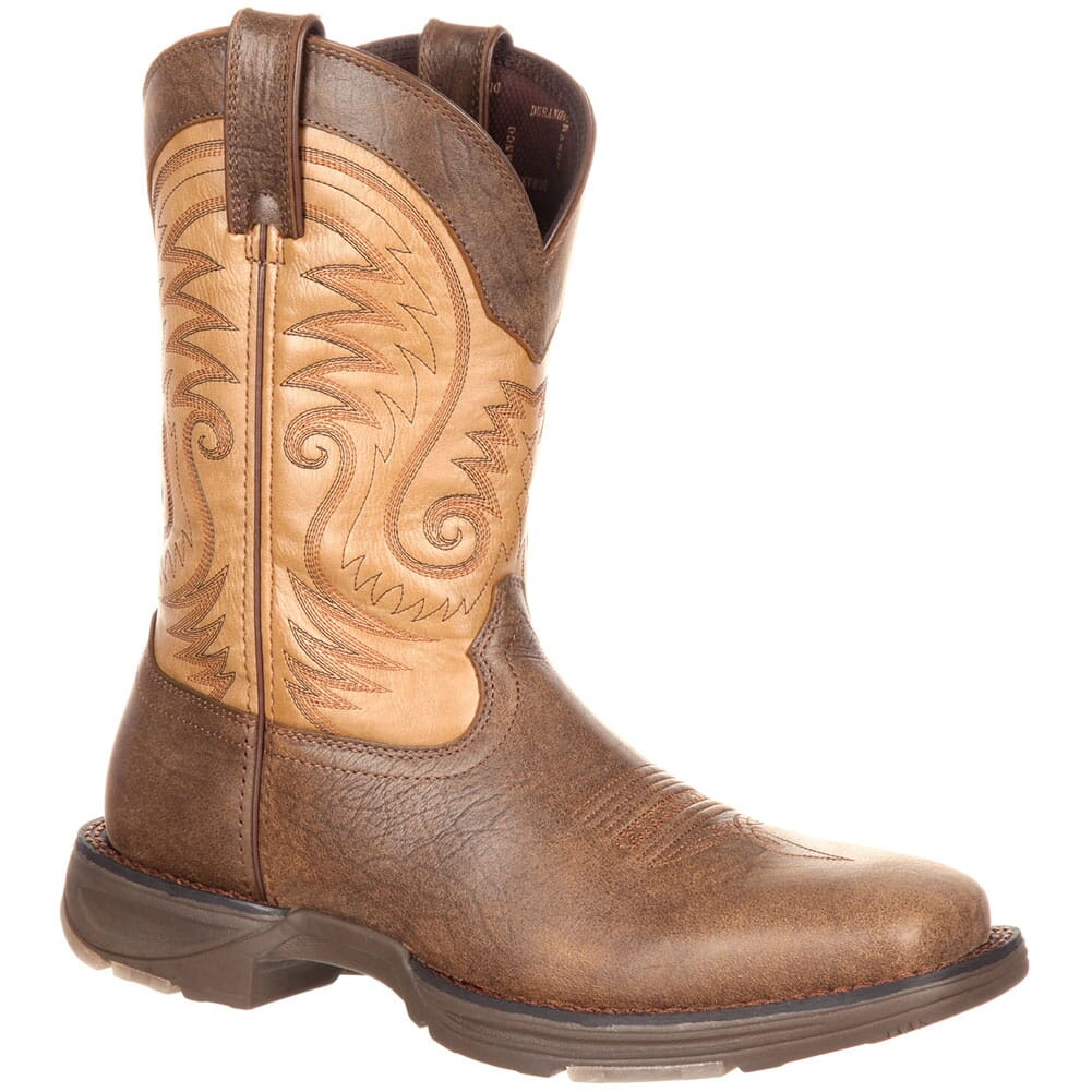Image for Durango Men's Ultra-Lite Western Boots - Vintage Brown from bootbay