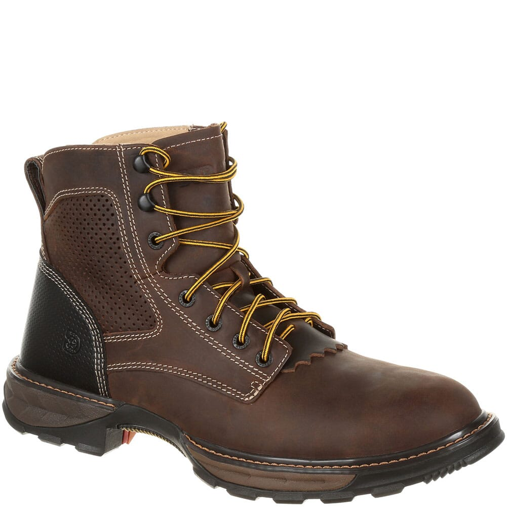 Image for Durango Men's Maverick XP Ventilated Safety Boots - Oiled Brown from bootbay